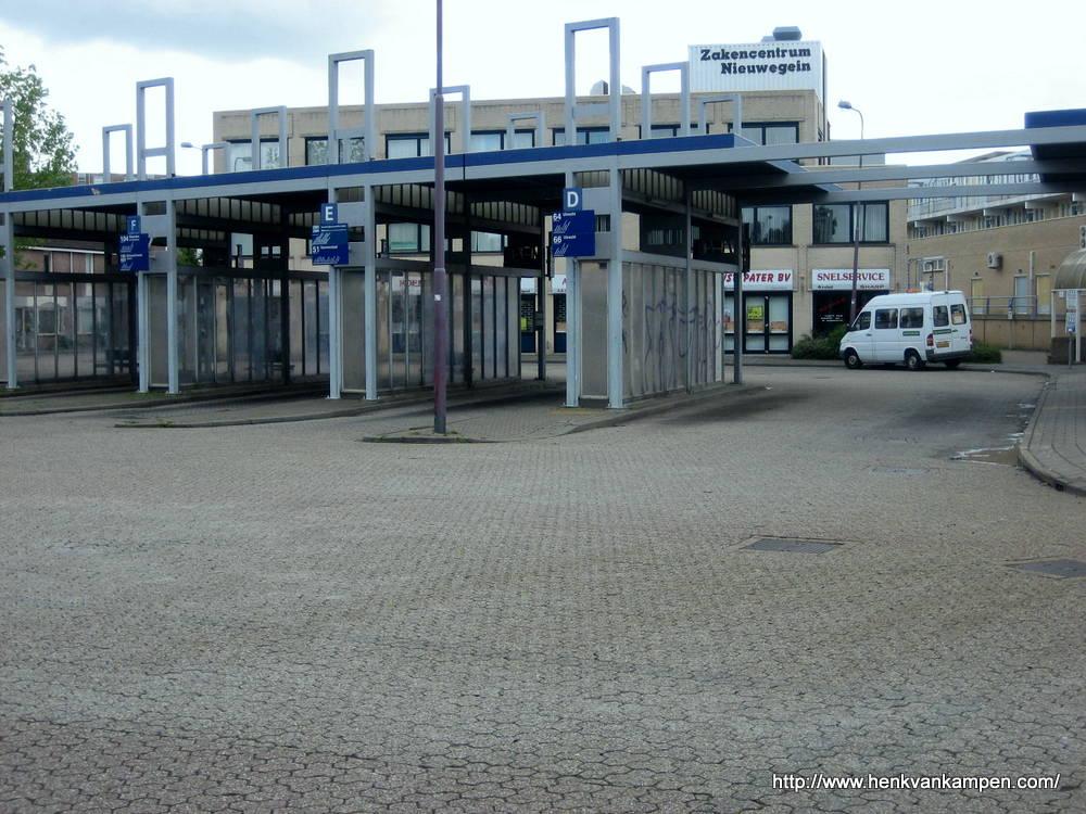 Tramhalte Nieuwegein Stadscentrum