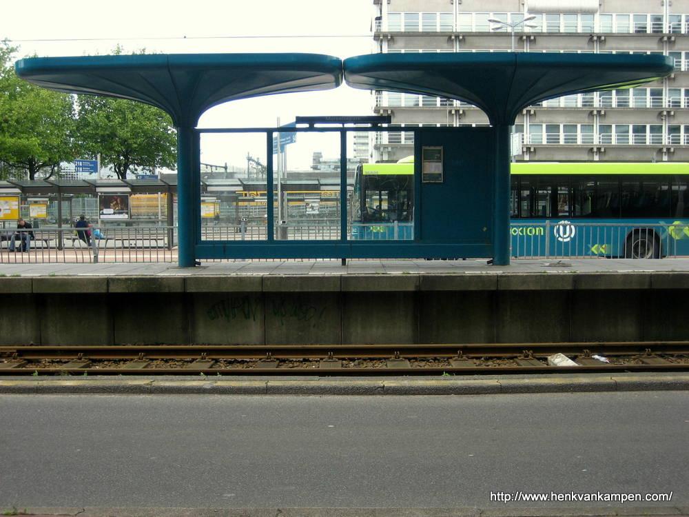 Tramhalte Moreelsepark / Streekbussen
