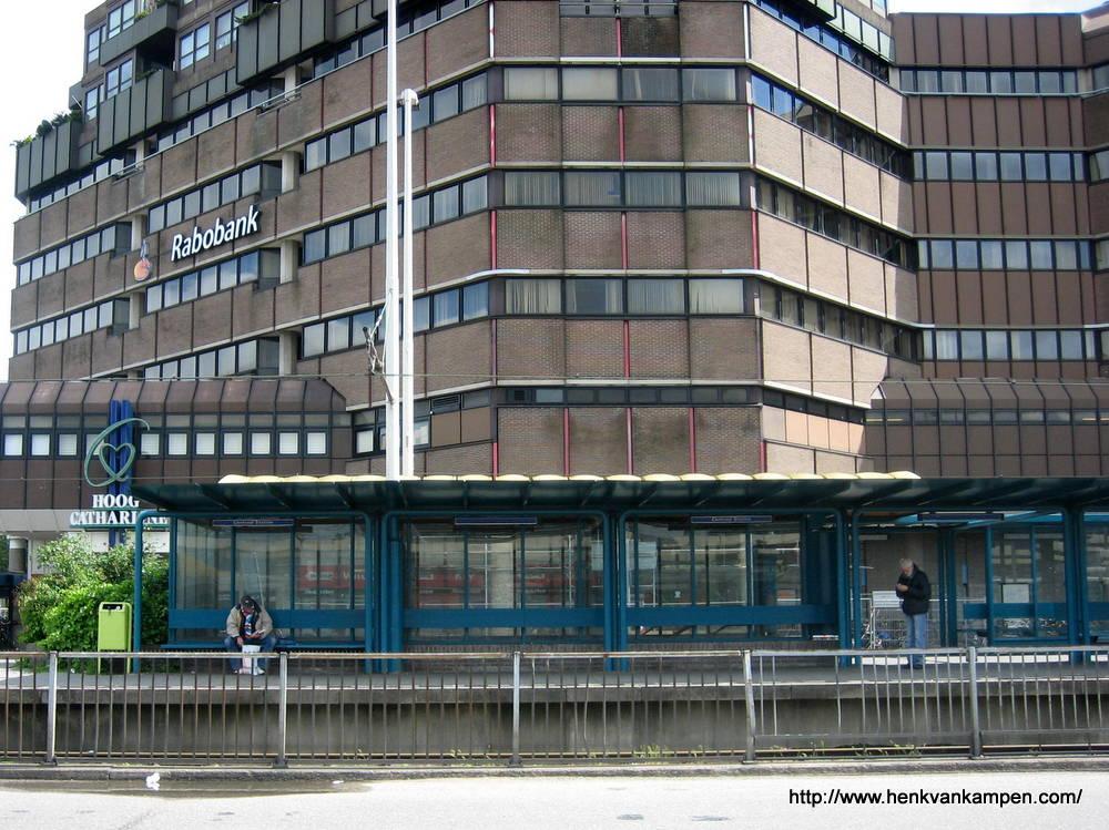 Tramhalte Centraal station / Stadsbussen