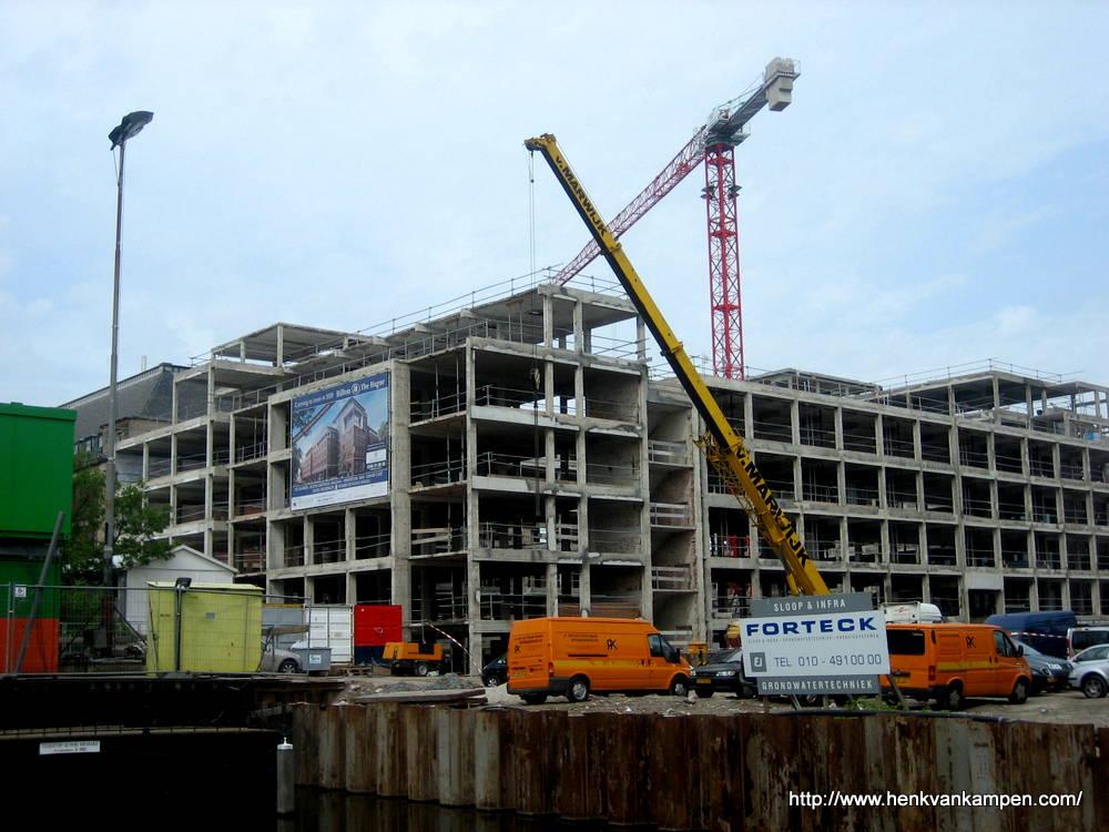 Een nieuw Hilton hotel in Den Haag