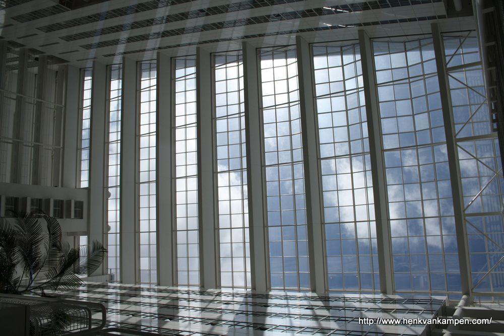 Dak van het Haagse gemeentehuis
