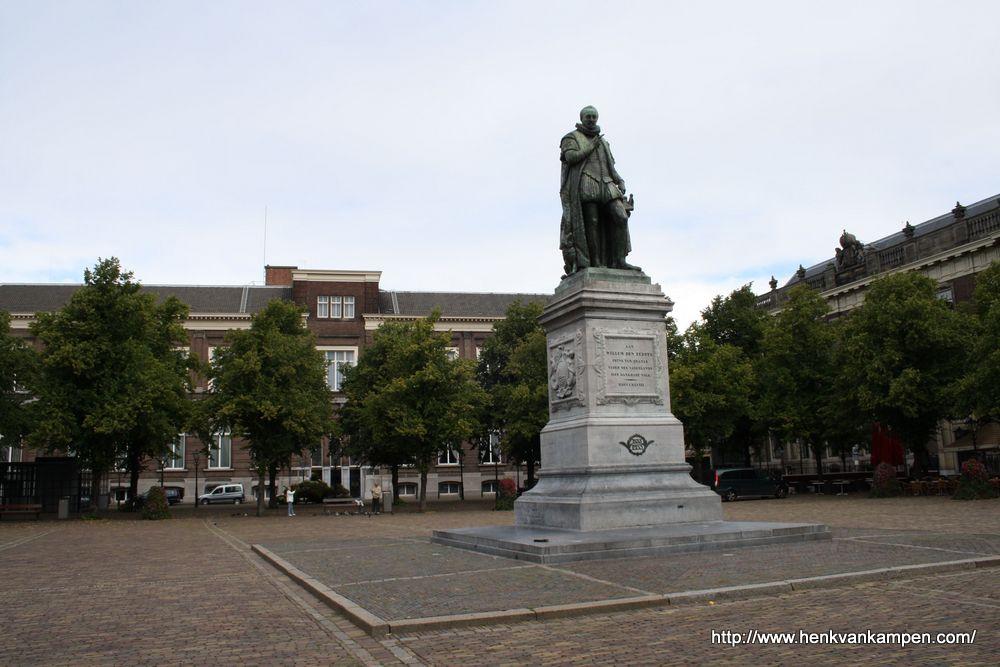 Standbeeld van Willem van Oranje, Den Haag