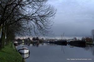 Het Merwedekanaal in Nieuwegein