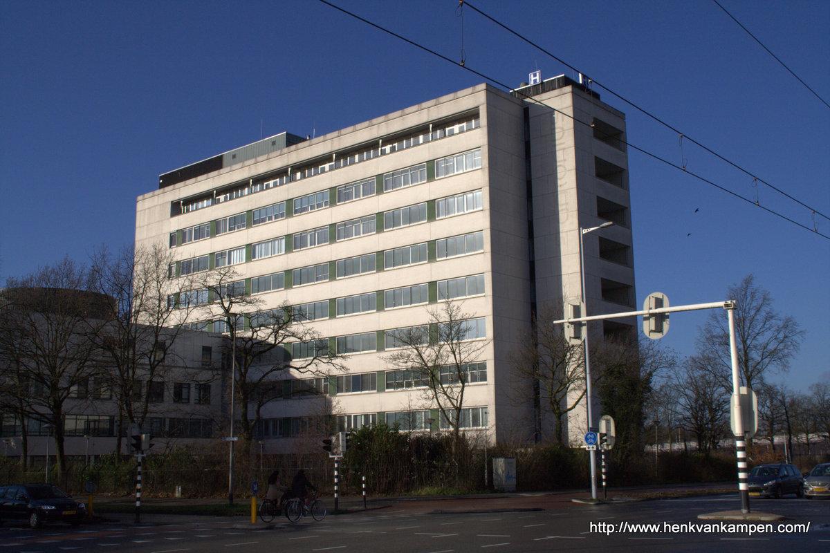 Voormalig Ziekenhuis Oudenrijn, Utrecht