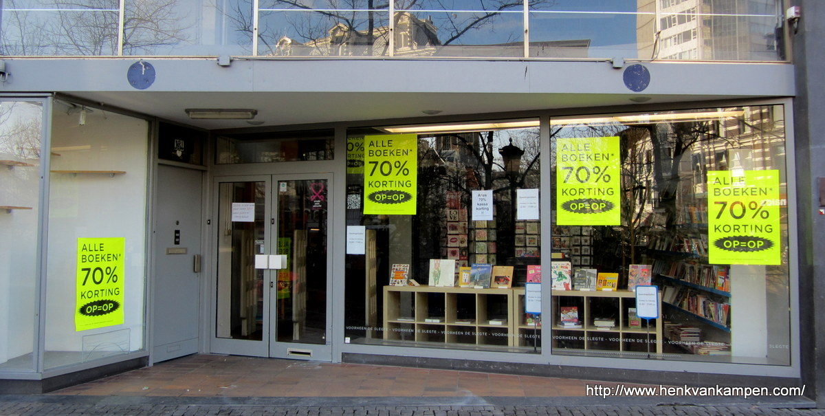 Voormalige boekhandel De Slegte, Utrecht