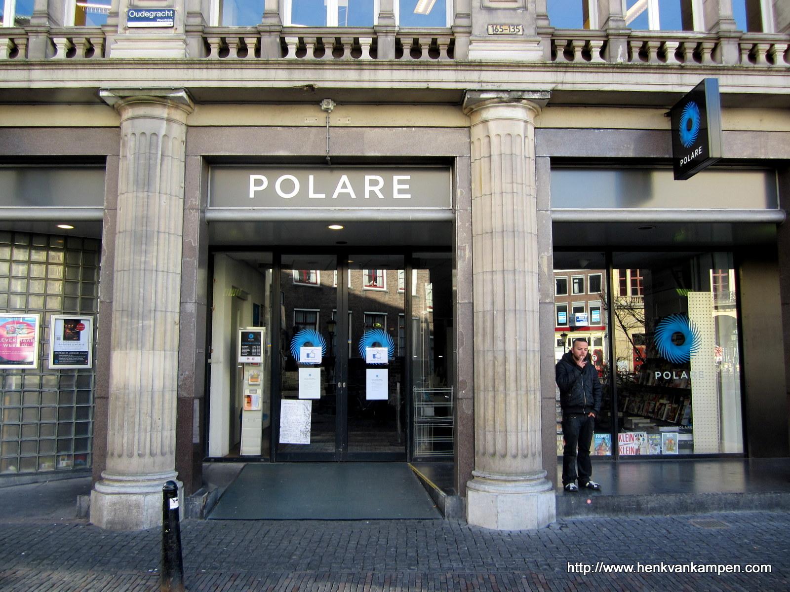 Boekhandel Polare, voorheen Broese, in Utrecht