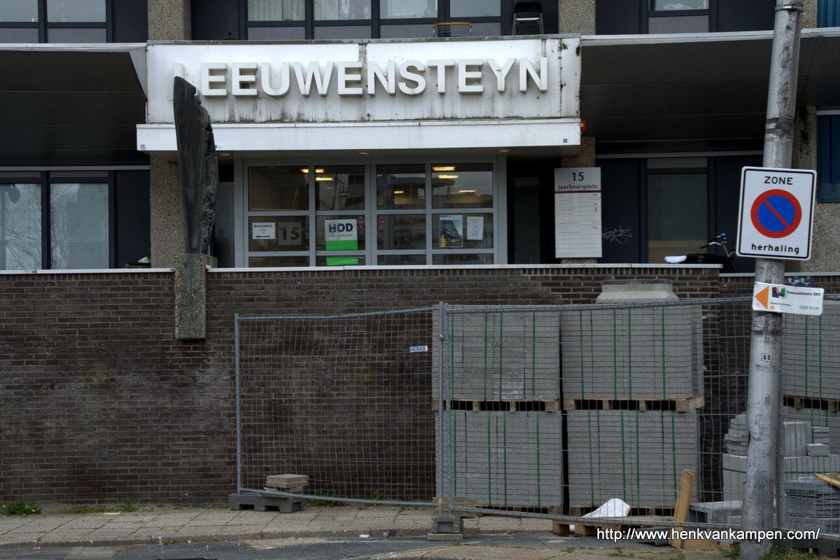 Leeuwensteyn, Jaarbeursplein, Utrecht