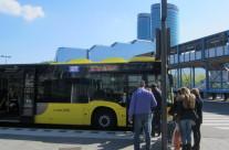 Busstation Jaarbeurszijde