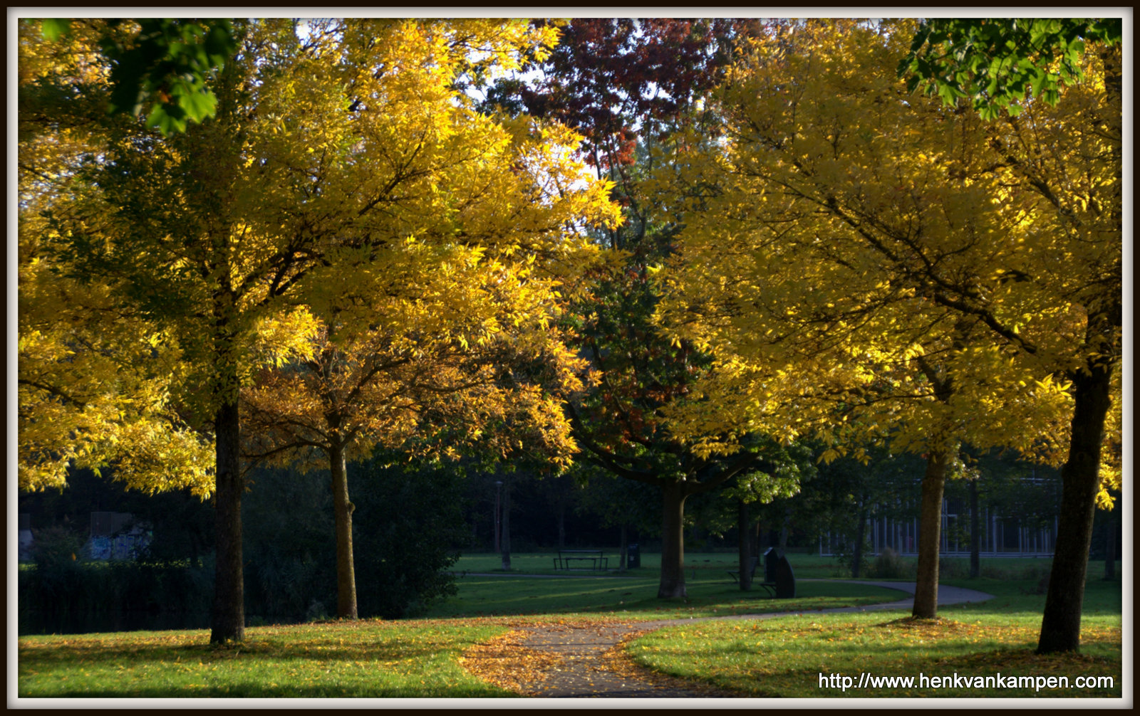 Parkhout, Nieuwegein