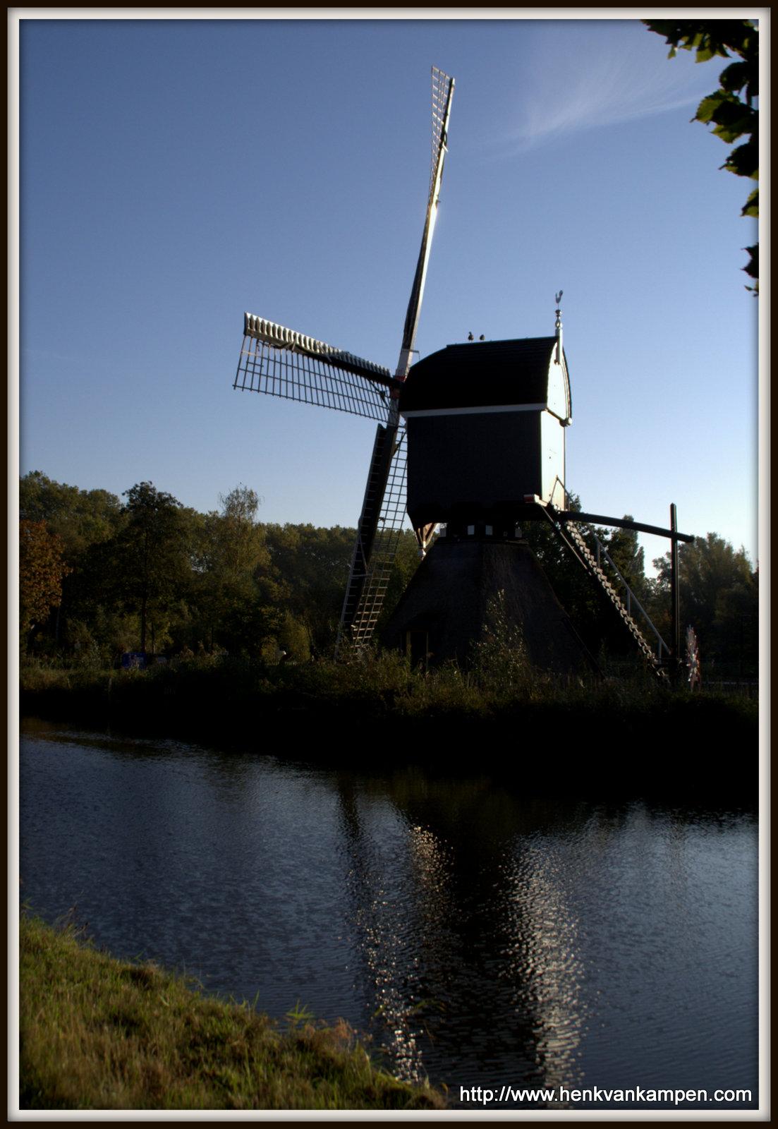Oudegeinse molen
