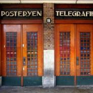 Ingang postkantoor